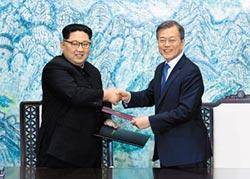 兩韓高層會談 推跨境鐵公路