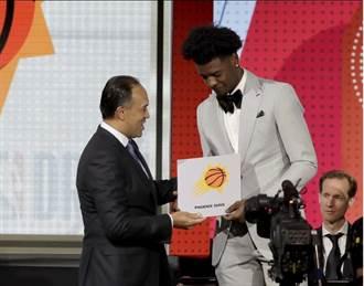 NBA》選秀樂透簽確定 太陽狀元國王榜眼老鷹探花