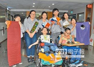 募集百家布 為身障童做環保尿墊