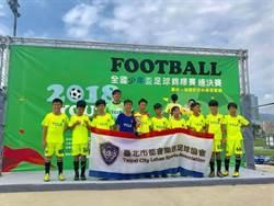 為台灣足球加溫 TCLS深耕基層足球十年有成