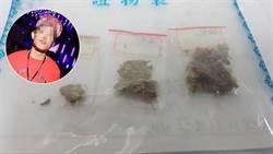 太陽花簡姓饒舌歌手攜大麻被捕 高喊「大麻除罪」
