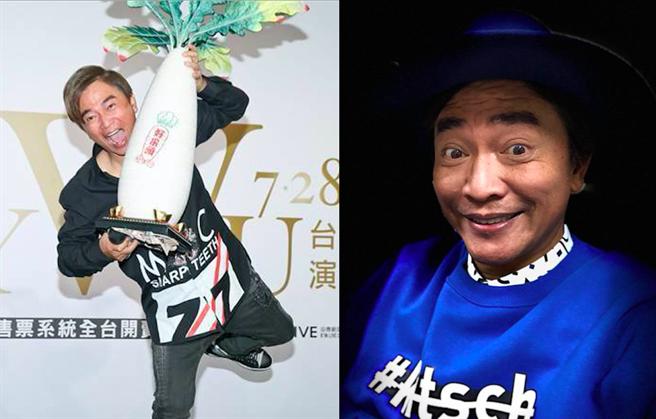 吳宗憲演唱會高雄場未定,他對高雄親友感到不好意思。