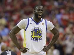 NBA》眼光獨到!格林註冊「死亡五小」商標