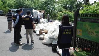 外縣市廢棄物入侵 2清潔公司遭送辦