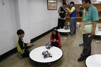 與會考撞期 全國機器人賽影響國中組賽