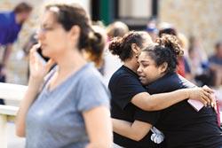 美德州高中槍擊 槍手被捕 至少8死