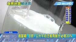 日飲1公升牛奶胃酸分泌增30% 健康飲食習慣藏地雷