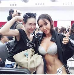小S私人健身教練 台瑞混血安吉赫萱圓夢當女打仔
