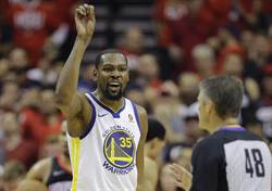NBA》世界和平:勇士已建立王朝 KD還不夠格