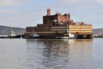 影》全球首座!俄移動式核電廠明年漂抵北極圈