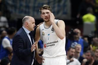 東契奇展現NBA狀元身價 領皇馬奪冠摘MVP