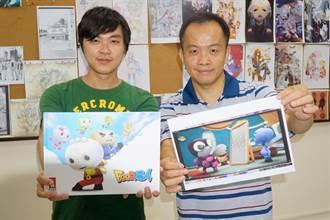 台灣原創自製兒童動畫《FOOD超人》 請來漫畫家陳志隆當編劇