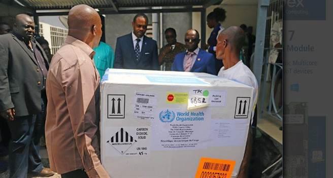 世衛組織已將4000劑伊拉拉疫苗提供給剛果,希望能有效遏止這次的疫情。(圖/路透社)
