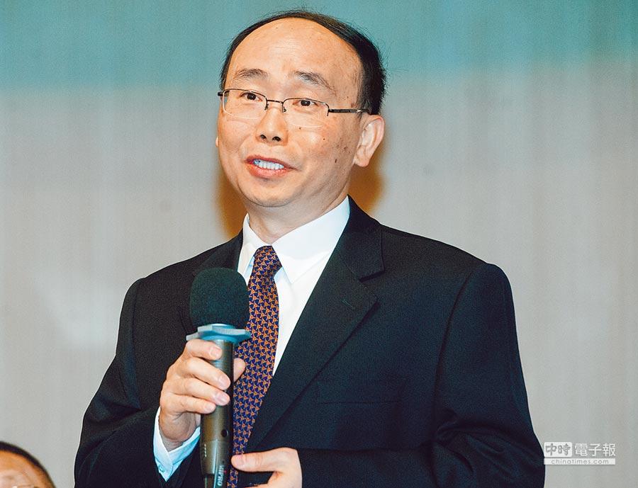 廈門大學台研院前院長劉國深。(本報系資料照片)