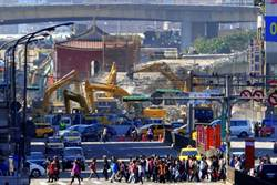 市府被爆包庇忠孝橋拆除工程 放任廠商偷工、詐領工程費