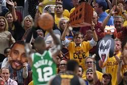 NBA》C羅大頭照加持騎士勝 綠迷:第5戰請梅西助陣