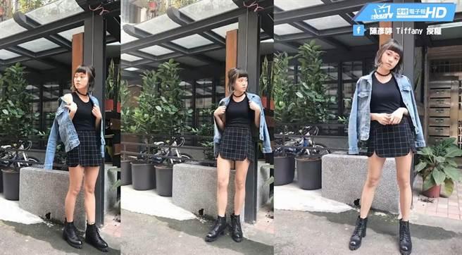 小隻女孩夏日穿搭術 實用撇步教你穿出時尚丹寧風