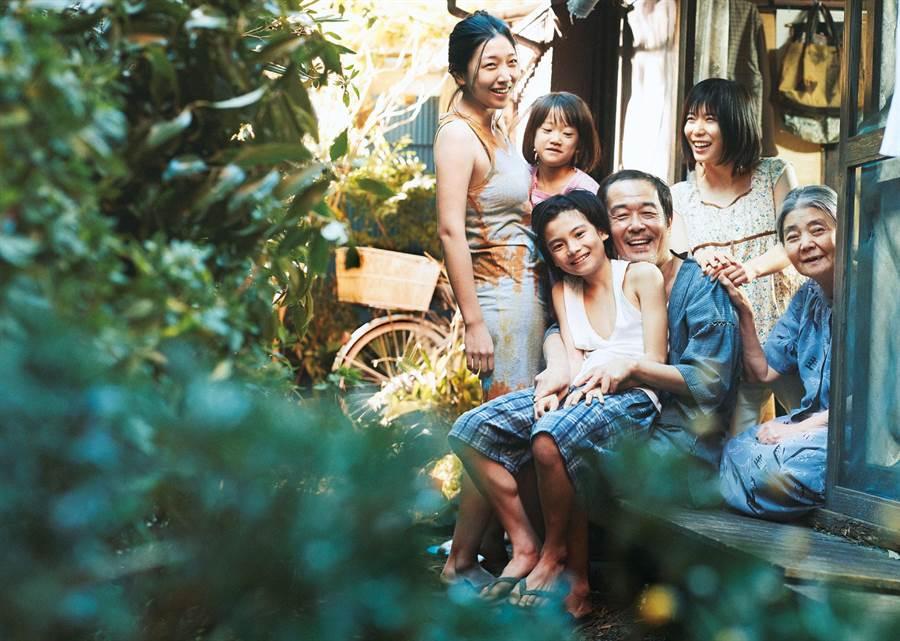 《小偷家族》將於7月13日上映。(台北電影節提供)