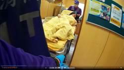 孕婦急產請救援 消防隊、醫療站助產