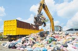 南投堆2.8萬噸垃圾 求助環署