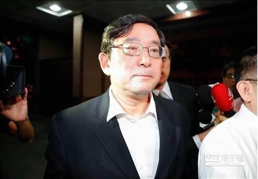 前幸福人壽董事長鄧文聰。(本報系資料照)