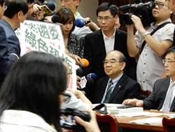 藍委高喊「違法部長下台」  吳茂昆不耐:好了吧