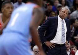 NBA》就不信邪!快艇官方宣告續約瑞弗斯