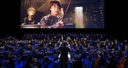哈利波特施魔法   國家音樂廳首度化身霍格華茲學院
