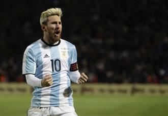 世足人物》梅西:願用巴薩冠軍換世足金盃