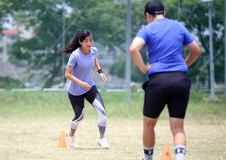 專屬體能教練照料 女足甜心不痛了