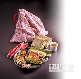 端午肉粽「袋」出文青味