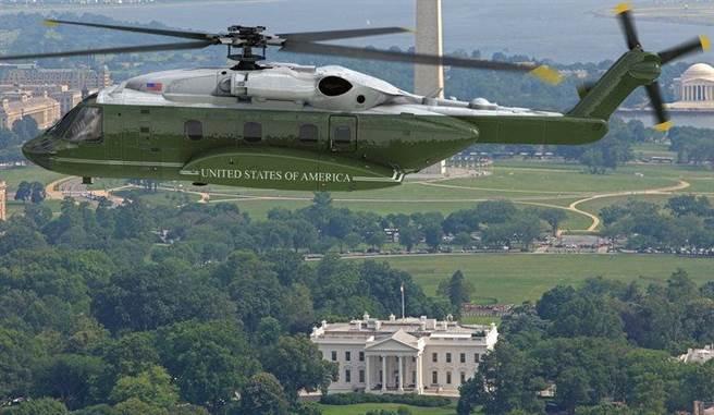 美國總統新的專用直升機VH-92A預計在2020年交機,不過臨時變更的性能要求,可能會造成驗收麻煩。(圖/賽考斯基公司)