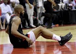 NBA》保羅腿傷不樂觀?丹托尼:明天再說