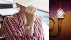 美出新高度!女人都該擁有一只珍珠母貝盤腕錶
