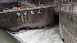 南化水庫增加出水量 奧援乾枯的曾文、烏山頭水庫