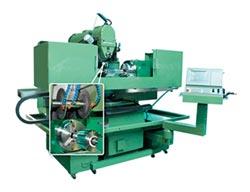 合駿開發出溝槽銑削、研磨加工機