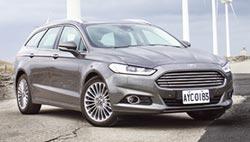 Ford再造傳奇-旅行車 Mondeo Wagon 成功擄獲台灣人的心