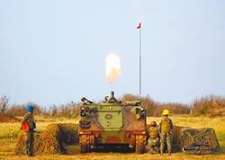 漢光全兵力預校 運-8仍貼飛中線