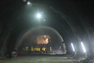 只剩最後一座! 蘇花改第七座隧道歷1067天貫通