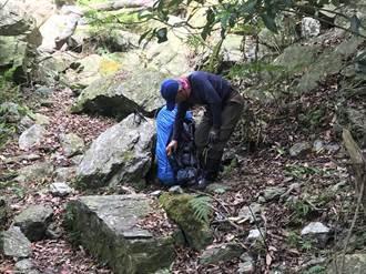 登山客求援又反悔 4天白花300萬公帑