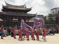 鹿港慶端陽 龍王祭打頭陣揭序幕 熱鬧一整個月