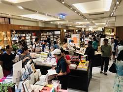連鎖書店進駐花蓮 五味屋學童協助妝點