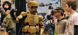 美國特戰隊「鋼鐵人裝」 確定2019年交付