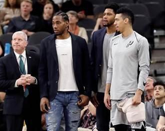 NBA》丹尼格林:里歐納德已告訴我 他想留馬刺