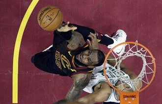 NBA》巧合或關鍵?東決搶籃板球較多球隊都贏