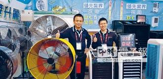 中華升麗負壓風扇、冷風扇 節電