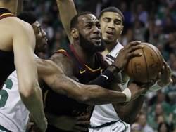 NBA》美媒:詹姆斯G7應該輸掉比較好