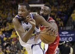 NBA》舊金山媒體:勇士不該隨火箭起舞