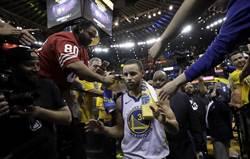 NBA》杜蘭特記錯G7時間 柯瑞:別忘了來比賽