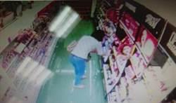 連偷2家藥妝警查尋未果 竊賊上派出所被認出
